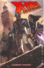 X-Men Die By The Sword Trade Paperback TPB